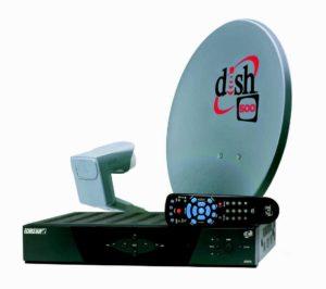 Εγκατάσταση δορυφορικού πιάτου OTE TV / NOVA